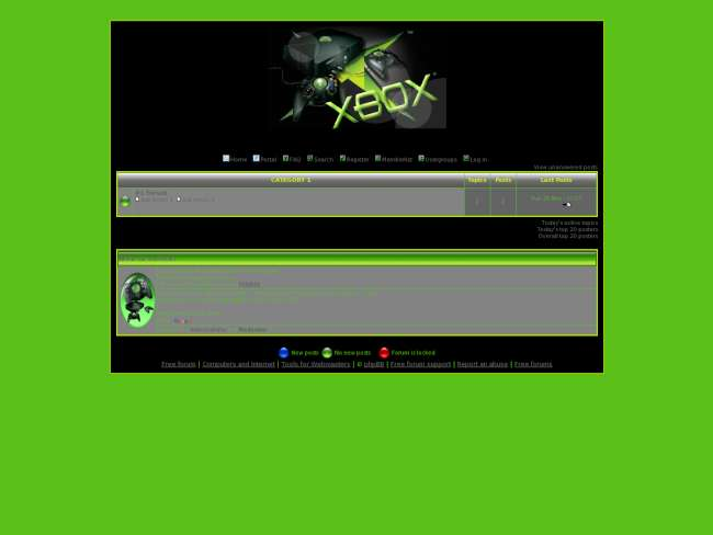 X-Box English