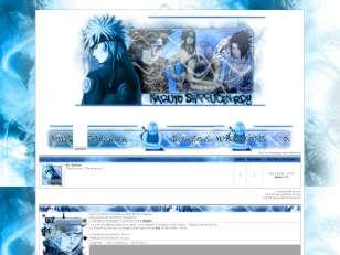 Naruto Blue tag