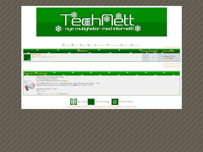 Technett winter