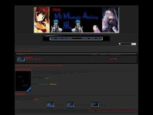 Mi mundo anime
