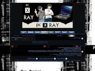 اشعة الحاسوب