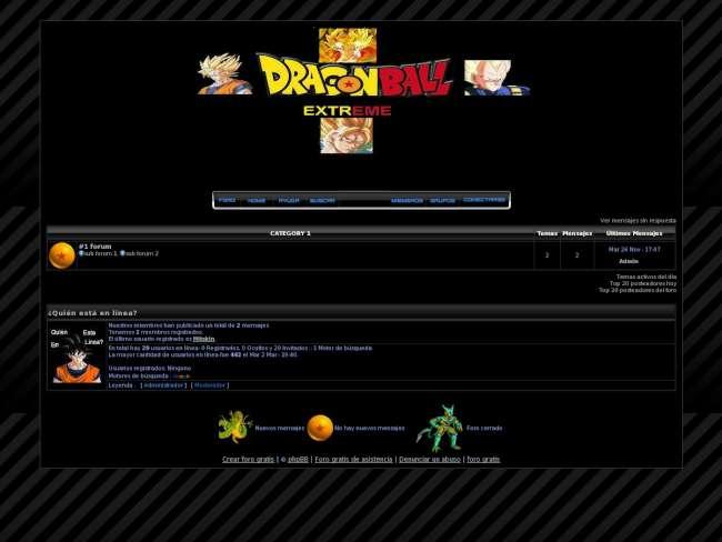 Dragon Ball al Extremo