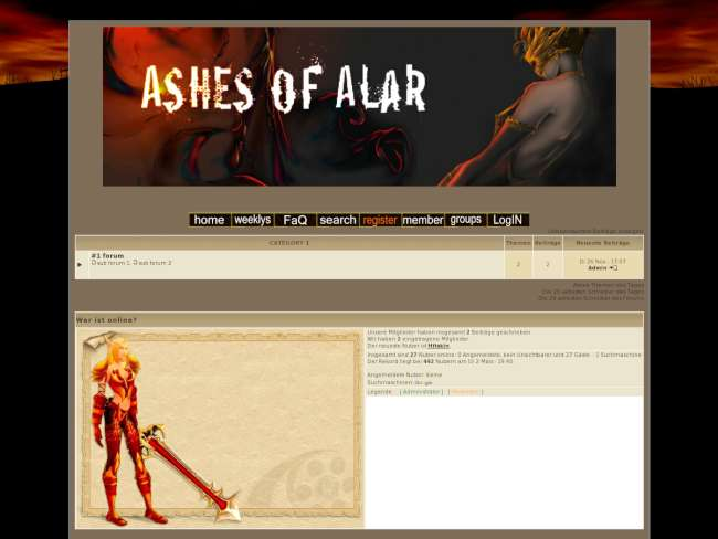 ashes of alar