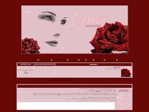 استايل الورد الحمر...