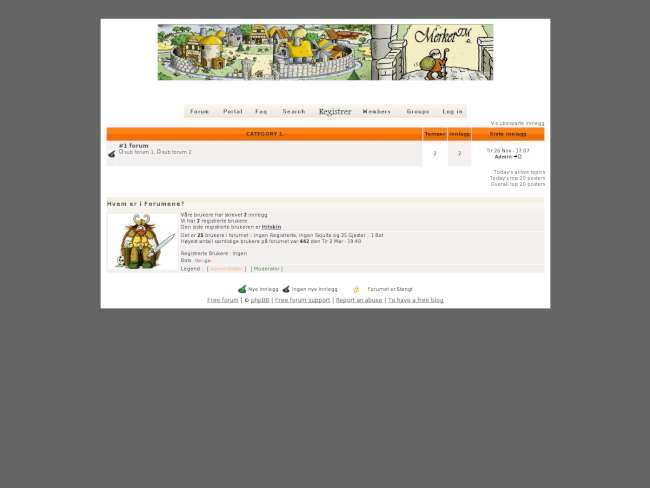 http://merket.forumakers.com