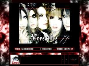 Versailles thème