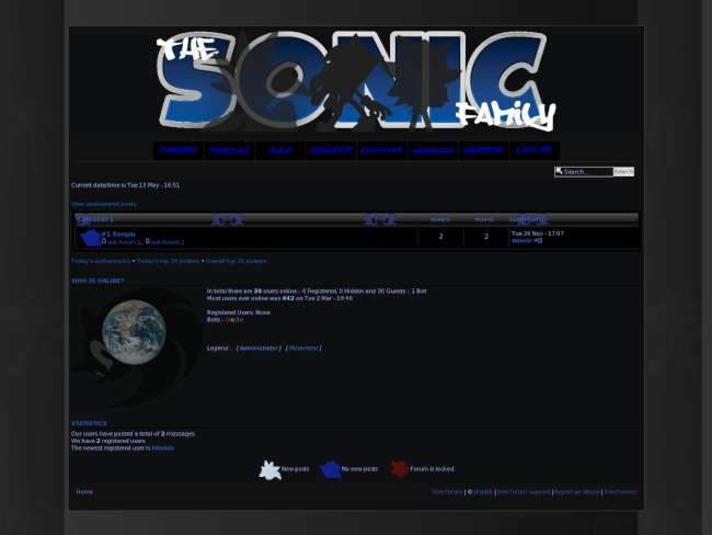 Sonic PHPBB3