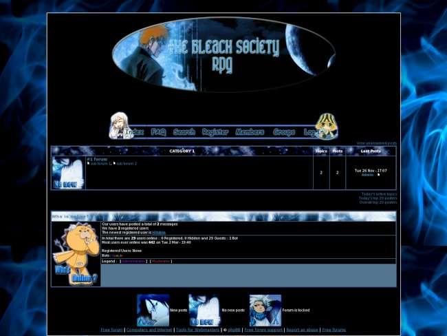 Bleach society