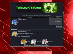 Twisted kreations