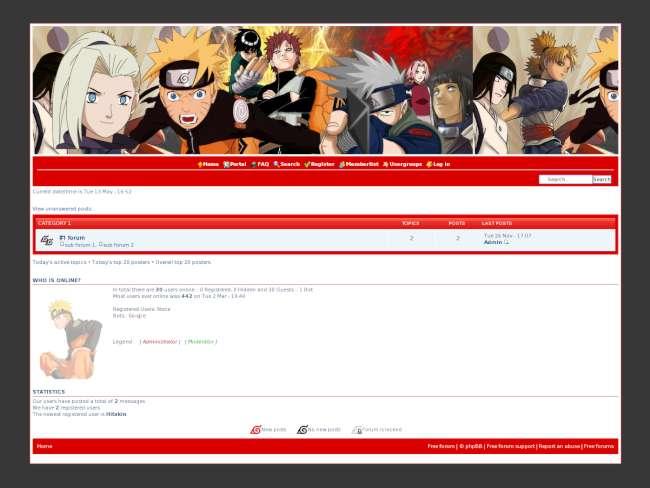 Naruto rockz