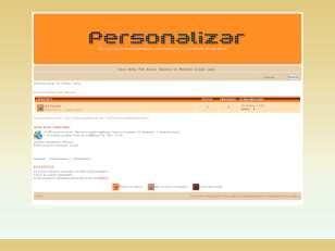 Personalizar