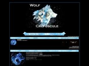 Wolfs crépuscule