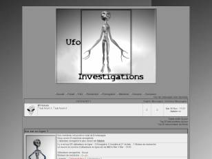 Ufo investigations : g...