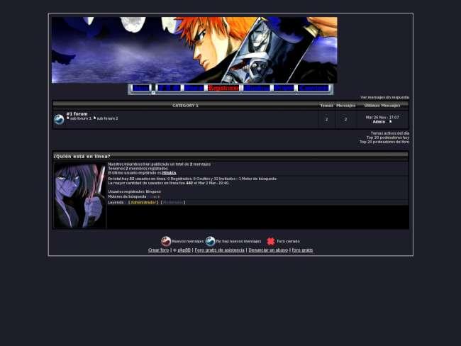 Anime and varius