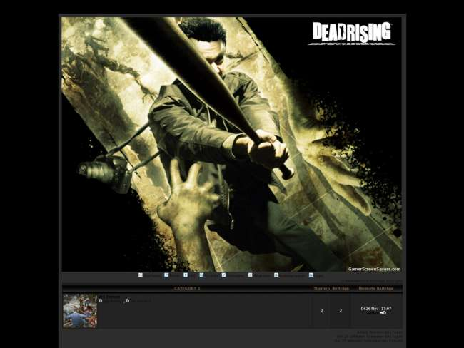 Dead rising style
