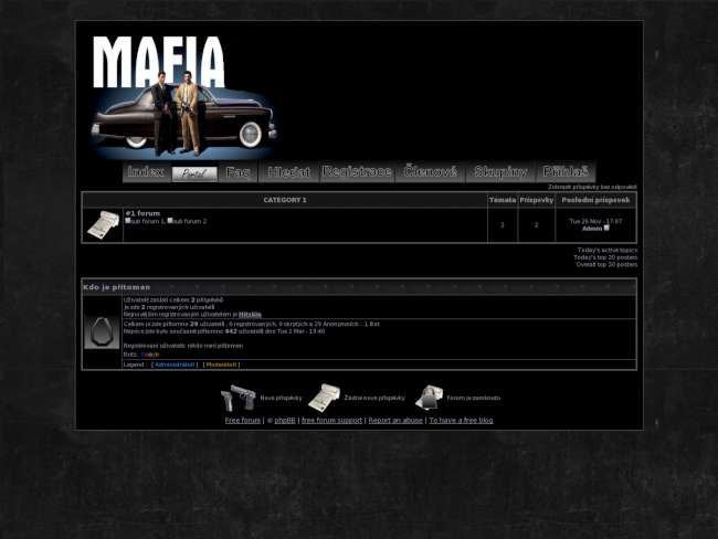 Mafia Skin