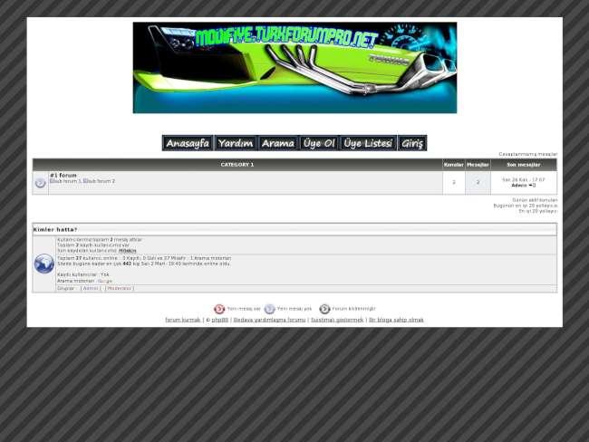 Modifiye.turkforumpro.net