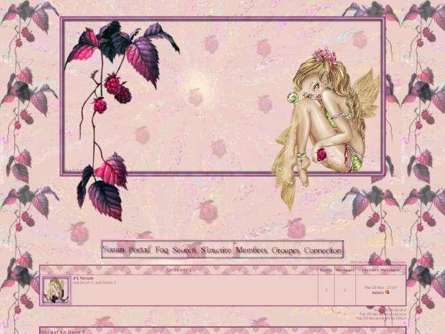 Fairie rose