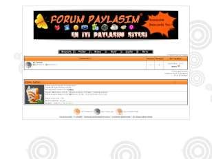 Forum paylasim | orang...