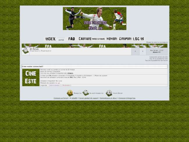 Fifa theme by f1rst_ro