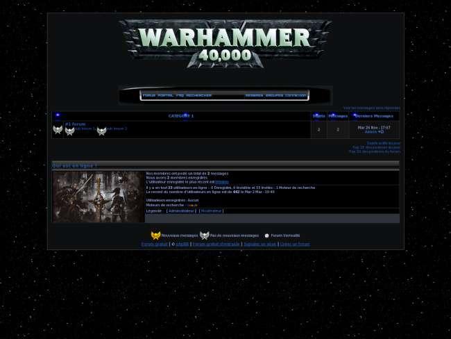Warhammer 40000-croisade