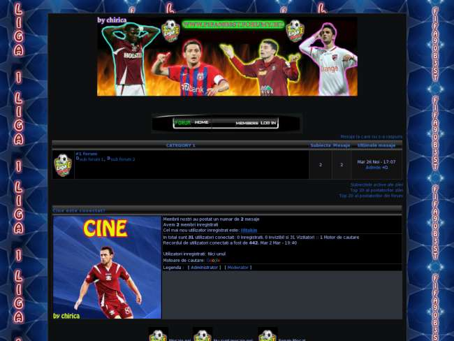 Fifa 08 Liga 1 & Liga 2
