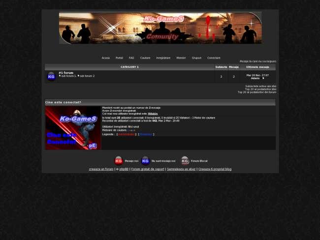 Ko-Games.darkbb.com