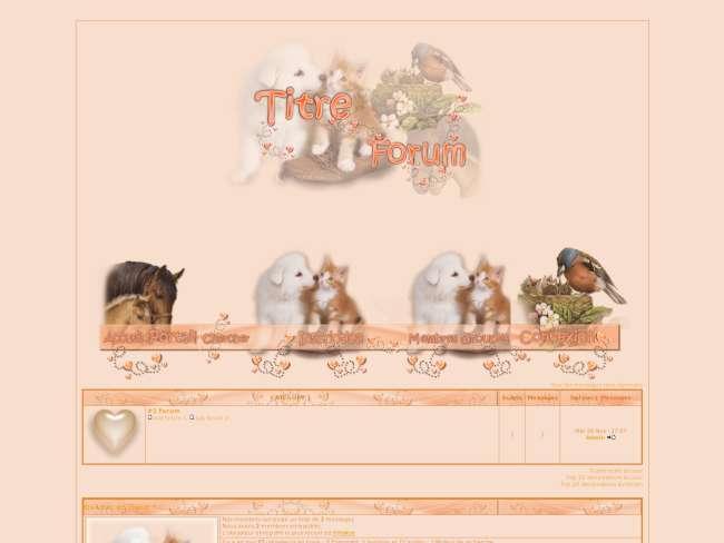 Au coeur des animaux