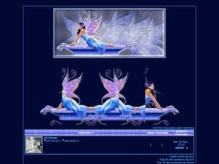 Féérie bleue