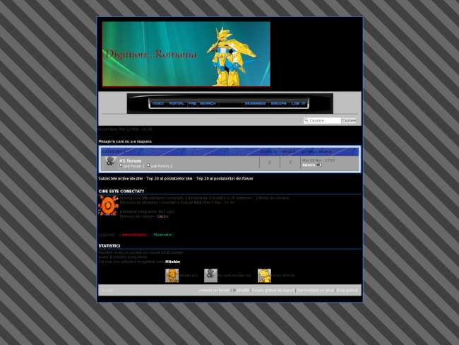 Digimon black 2(phpbb3)