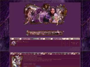 fantastique violet