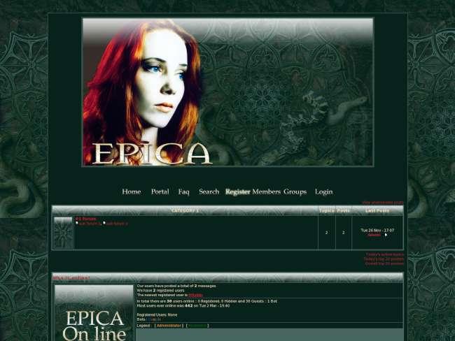 Epica green