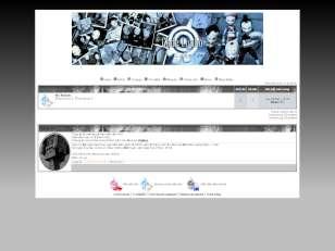 Code lyoko black-white