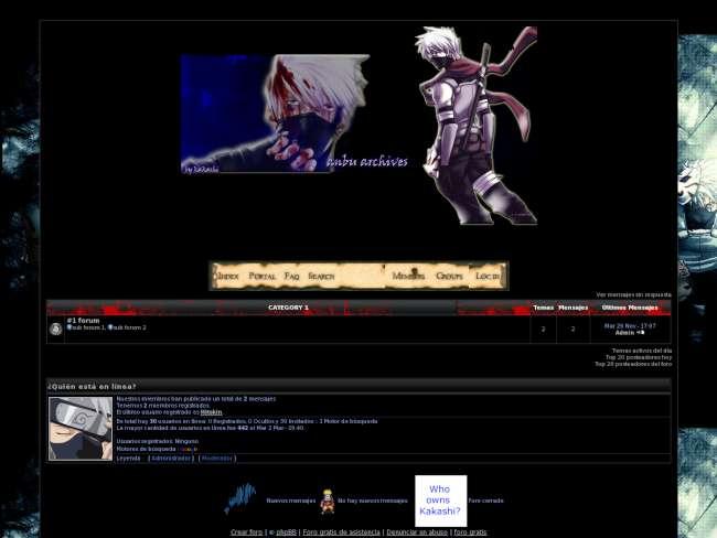 Anbu archives premium