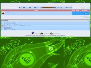 Phpbb2  yeşil mavi tema