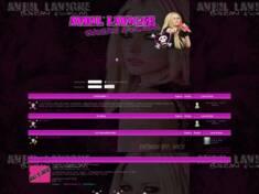 Avril lavigne skin