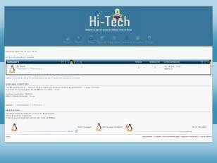 Phpbb3 hi-tech