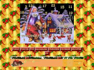 Noel haut en couleur
