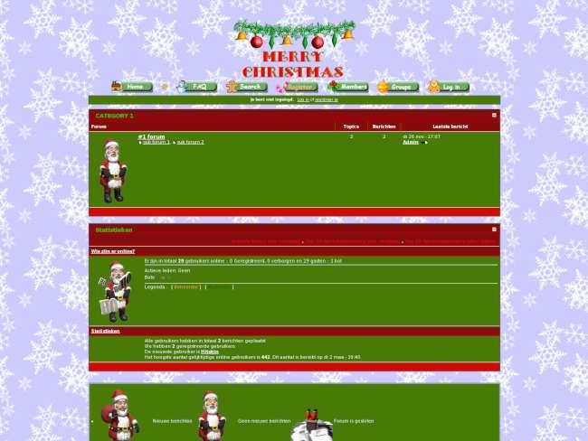 Christmas Skin 2008, V.4