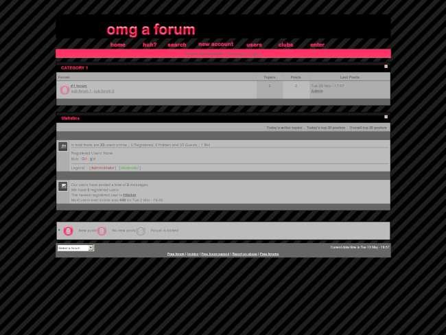 omgaforum