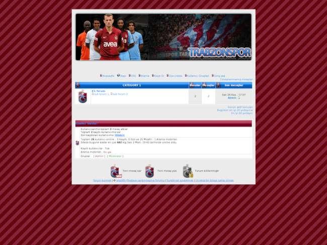 Trabzonspor tema