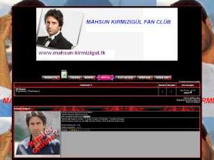 Mahsun kirmizigul fanclub