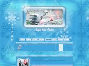 Bleu Winter Japan