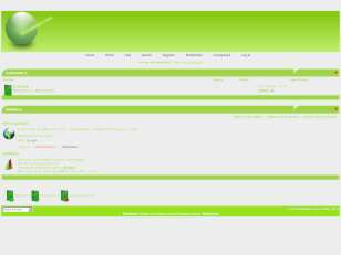 Invision green theme