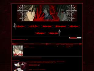 Vampire knight darknight