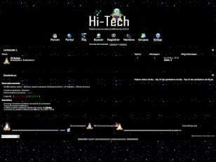 Hi-tech espacial