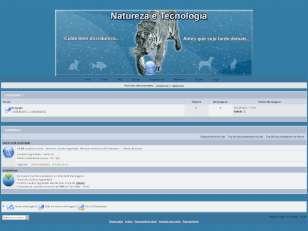 Natureza e tecnologia
