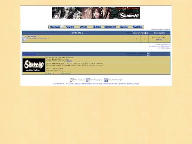 Silkroad online game