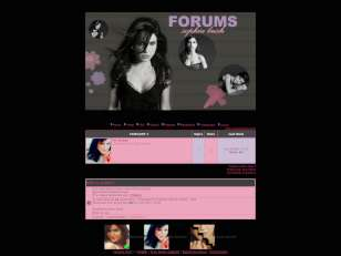 Sophia bush theme