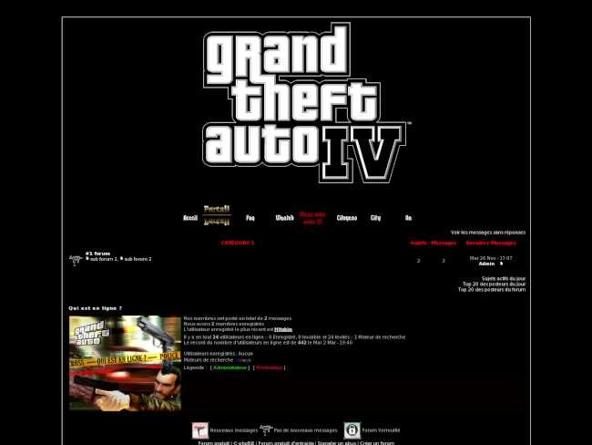 Grand Theft Auto cool